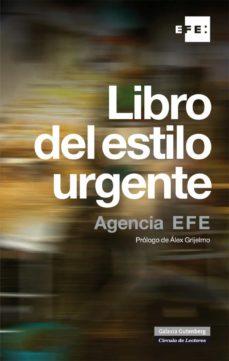 libro del estilo urgente (ebook)-9788481099843