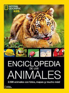 enciclopedia de los animales (national geografic kids)-lucy spelman-9788482986043
