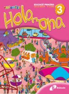 Iguanabus.es Hola-ona Vacances 3 (Primaria) Image