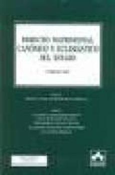 Cronouno.es Derecho Matrimonial Canonico Y Eclesiastico Del Estado (3ª Ed.) Image