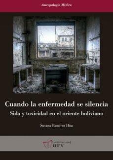 Descargar el formato de libro electrónico txt CUANDO LA ENFERMEDAD DE SILENCIA 9788484244943 in Spanish de SUSANA RAMÍREZ HITA PDB PDF