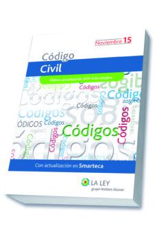 Descargar CODIGO CIVIL EDICION 2015 gratis pdf - leer online