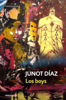 los boys (ebook)-junot diaz-9788490320143