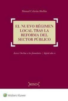 Encuentroelemadrid.es El Nuevo Régimen Local Tras La Reforma Del Sector Publico Image