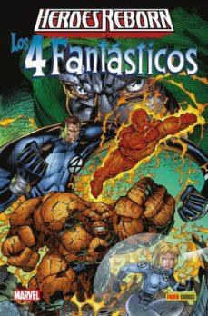 heroes reborn: los 4 fantasticos-jim lee-9788491677543