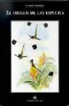 origen de las especies-charles darwin-9788492355143