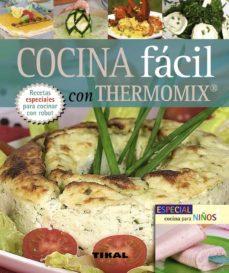 cocina facil con thermomix-9788492678143