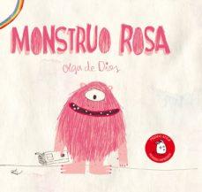 monstruo rosa-olga de dios ruiz-9788493973643