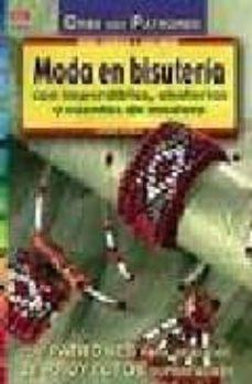 Precios de libros de Amazon descargados MODA EN BISUTERIA CON IMPERDIBLES, ABALORIOS Y CUENTAS DE MADERA MOBI