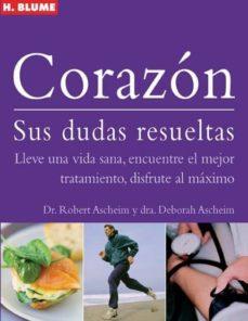 Descarga gratuita del libro. CORAZON: SUS DUDAS RESUELTAS (Spanish Edition)