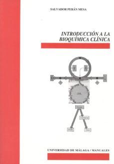 Concursopiedraspreciosas.es Introduccion A La Bioquimica Clinica Image