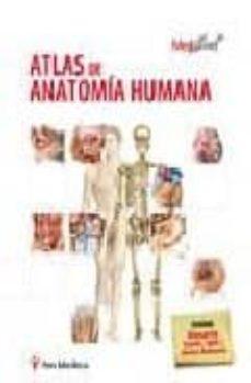 Descargas gratuitas para libros en pdf ATLAS DE ANATOMIA HUMANA MEDILLUST (CONTIENE GLOSARIO ESPAÑOL, IN GLES Y NOMINA ANATOMICA) en español