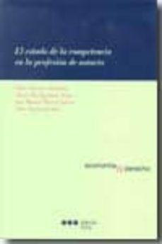 el estado de la competencia en la profesion de notario-jose manuel martin osante-9788497687843