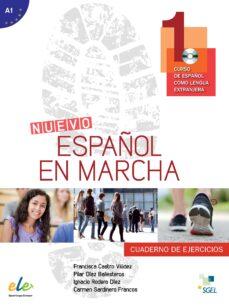 nuevo español en marcha 1 ejercicios+cd-9788497783743