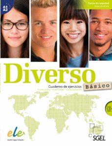 Descargar ebooks gratis en francés pdf DIVERSO BASICO EJERCICIOS+CD 9788497788243