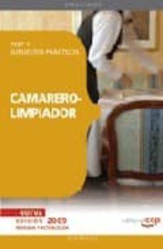 Eldeportedealbacete.es Camarero-limpiador Test Y Supuestos Practicos Image