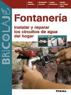 Descarga gratuita de libros de electrónica digital. FONTANERIA de  (Spanish Edition) 9788499280943
