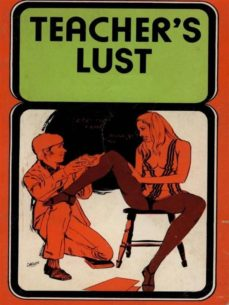 teacher's lust - adult erotica (ebook)-9788827535943