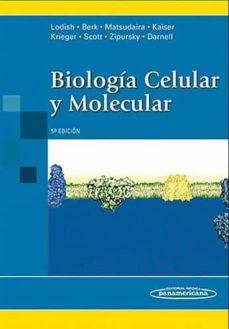 Biologia Celular Y Molecular 5ª Ed Harvey Lodish Comprar Libro 9789500613743