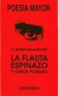 Chapultepecuno.mx La Flauta Espinazo Y Otros Poemas Image