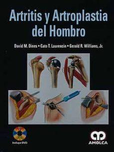 Libros en pdf descargados ARTRITIS Y ARTROPLASTIA DEL HOMBRO + DVD