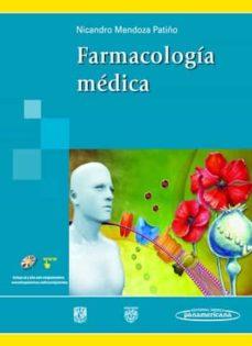 Descargas de pdf gratis para ebooks FARMACOLOGIA MEDICA  9789687988443 in Spanish