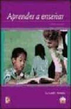 Encuentroelemadrid.es Aprender A Enseñar (7ª Ed.) Image