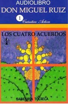 Chapultepecuno.mx Los Cuatro Acuerdos (Audiolibro) Image