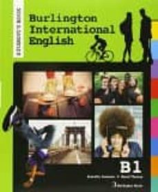 Descargar libros gratis en formato de texto. INTERNATIONAL ENGLISH B1 ALUMNO