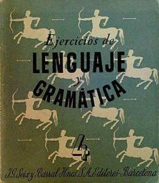 Relaismarechiaro.it Ejercicios De Lenguaje Y Gramática (Cuarto Grado) Image