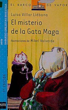 Inmaswan.es El Misterio De La Gata Maga Image