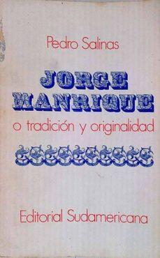 Mrnice.mx Jorge Manrique O Tradición Y Originalidad Image
