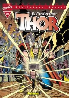 Padella.mx El Poderoso Thor Nº 21 (Biblioteca Marvel) Image
