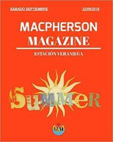 Inmaswan.es Macpherson Magazine - Estación Veraniega (2018) Image