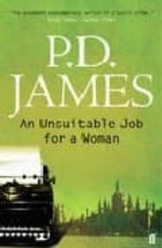 Descargar gratis ebooks italiano AN UNSUITABLE JOB FOR A WOMAN (Literatura española)  de P.D. JAMES 9780571228553