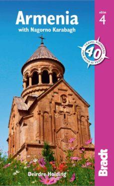 armenia with nagorno karabagh (4th revised edition)-deirdre holding-9781841625553