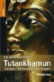 the rough guide to tutankhamun-9781843538653