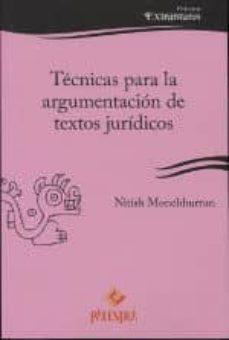 Viamistica.es Tecnicas Para La Argumentación De Textos Jurídicos Image