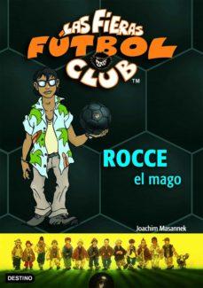 rocce, el mago (ebook)-joachim masannek-9788408108153