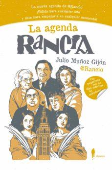 Descargar google books a pdf LA AGENDA RANCIA 9788412072853