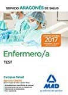 Emprende2020.es Enfermero/a Del Servicio Aragonés De Salud. Test Image