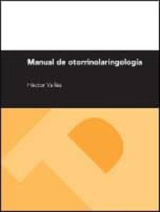 manual de otorrinolaringologia-hector valles-9788415274353