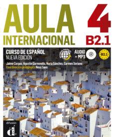 aula internacional 4 nueva edicion b2.1: libro del alumno-9788415620853