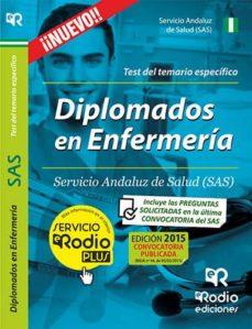 Viamistica.es Diplomados En Enfermería Del Sas. Test Del Temario Específico Image
