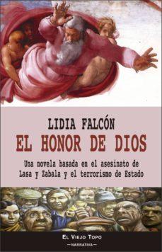 Descargar ebooks gratuitos para kindle EL HONOR DE DIOS de LIDIA FALCON
