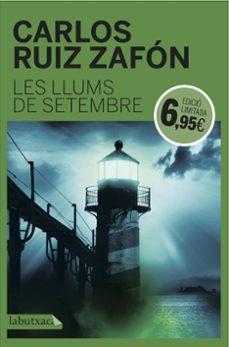 Descargas fáciles de libros electrónicos en inglés LES LLUMS DE SETEMBRE in Spanish de CARLOS RUIZ ZAFON