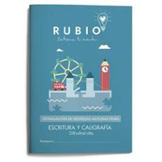 Inmaswan.es Rubio Entrena Tu Mente: Escritura Y Caligrafia (Dificultad Alta) Image