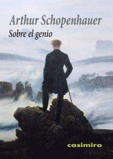 sobre el genio-arthur schopenhauer-9788416868353