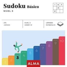 sudoku basico (nivel 3)-9788417430153
