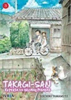 Cdaea.es Takagi-san Experta En Bromas Pesadas Nº3 Image